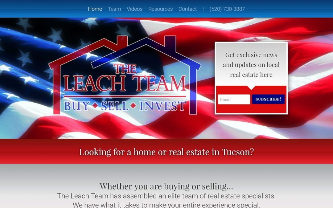 The Leach Team Real Estate