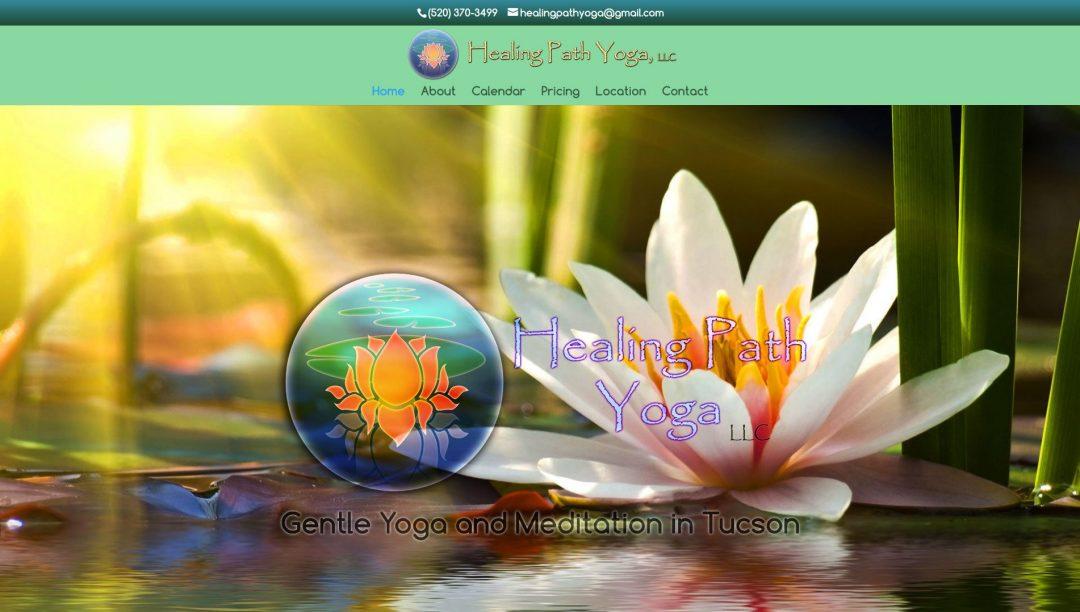 Healing Path Yoga