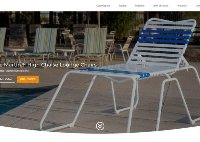 High Chaise Lounge Chairs
