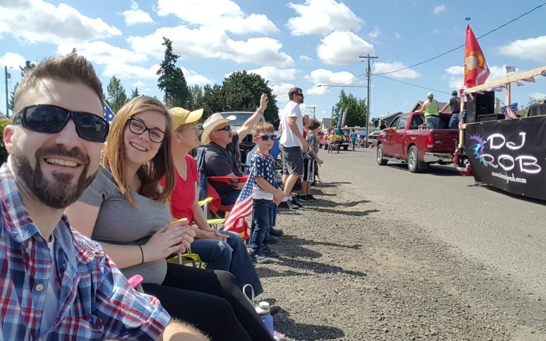 4th of July Parade in Molalla